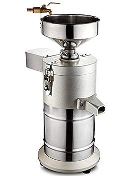 Aleación de aluminio comercial Nutrición saludable soymilk eléctrica comercial grande soymilk eléctrica máquina de leche de