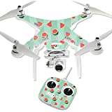 MightySkins Protective Vinyl Skin Decal for DJI Phantom 3 Standard Quadcopter Drone wrap cover sticker skins Watermelon Patch