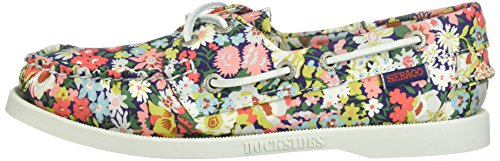 Dockside Sebago Liberty Print Womens Thorpe RxFx1z