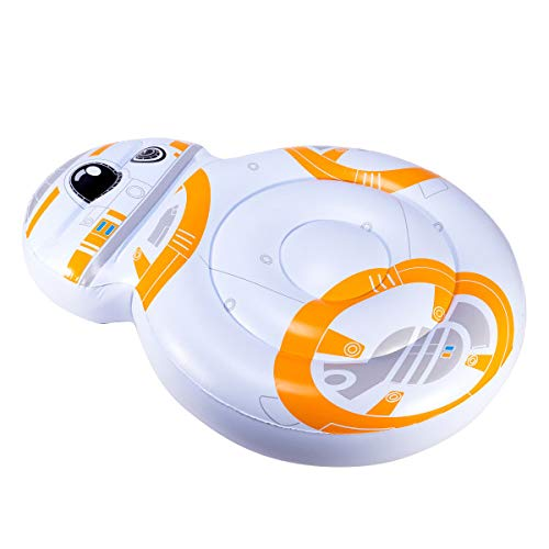 SwimWays Star Wars BB-8 Oversized Inflatable Pool Float, Multicolor - http://coolthings.us