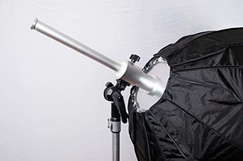 Deep Parabolic Softbox Amazing Light Distribution and Incredible time Saver for Set up and Breakdown.