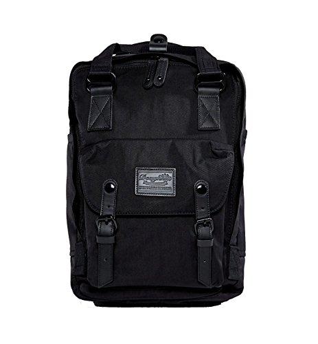Doughnut Women's Macaroon Backpack (One Size, Black)