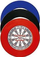 Dartboard Surround in verschiedenen Farben (Rot)