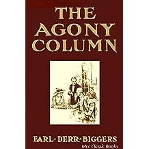 Agony Column ( illustrated ) (English Edition)