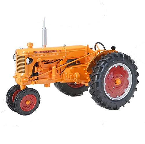 Minneapolis Moline U Gas Narrow Front Tractor 1/16 Diecast Model by Speccast SCT568