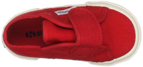 BVEL Kinder Red Rosso Unisex 2750 Superga Sneakers 5qxpAq6Bw