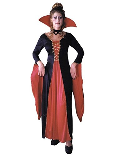 FunWorld Victorian Vampiress, Black, 2-8 Small Costume]()