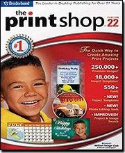 The Print Shop 22 Standard [OLD VERSION]
