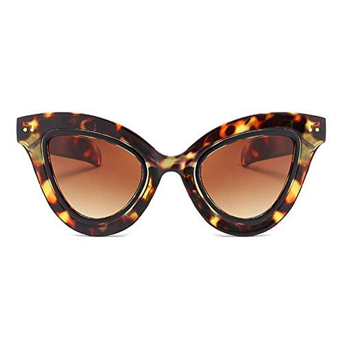 Eye C1 Femmes de Élégant Juleya Hommes Lunettes Cat Intégré Lunettes soleil Transparent CPZtwq