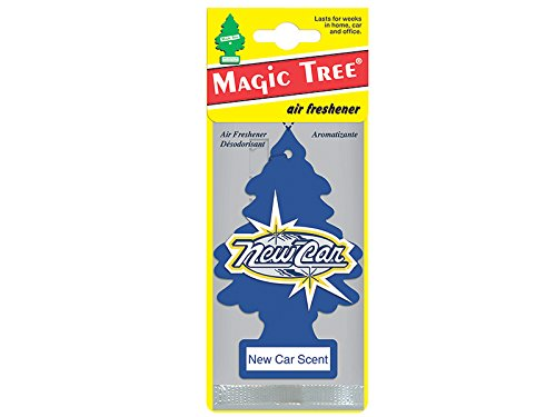 Little Trees Hanging Car and Home Air Freshener, New Car Scent