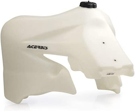 Acerbis Gas Tank (4.1 Gallon) (Natural) for 05-07 Honda CRF450X