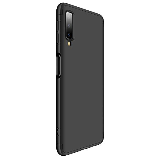 official photos 2cd58 0b16c Amazon.com: Hardcase for Samsung Galaxy A7 2018 Case, Hybrid 3 in 1 ...