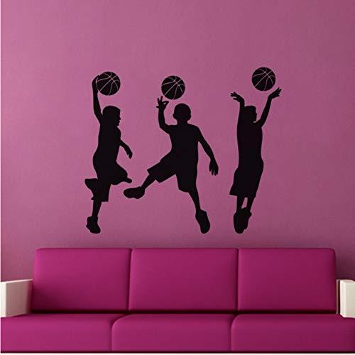 Hwhz 61 X 51 Cm Canasta De Baloncesto Jugadores De Bolas ...