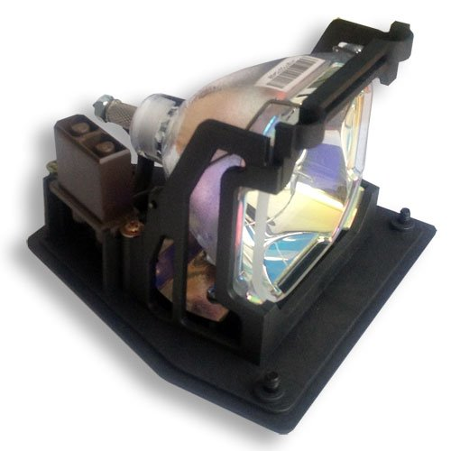 AmpacElectronics 21 126 Replacement Lamp with Housing for Anders Kern Projectors