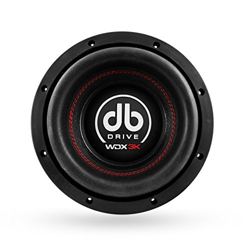 DB DRIVE WDX8 3K WDX 3K Series Competition Subwoofer (8
