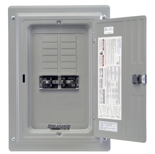 Reliance Controls Corporation TRC0603D Panel/Link