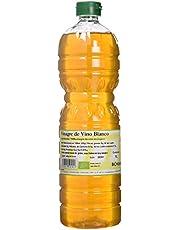 Bionsan Vinagre de Vino Blanco Ecológico - 2 Botellas de 1000 ml - Total: 2000 ml