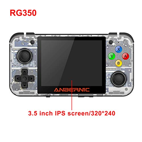 Handheld Game Console RG350
