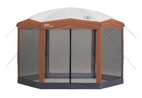 Coleman 12'x10' Hex Instant Screened Shelter