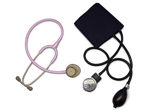 [セット]リットマン聴診器ライトウェイトⅡSE (色お選び下さい)+アネロイド血圧計 (ライラック 2453) B00SRAHOPY ライラック 2453 ライラック 2453