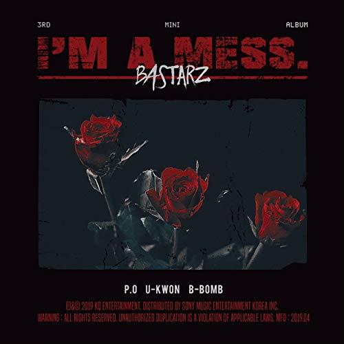 3rd Mini Album : I'm A Mess (Incl. 37-page booklet, lyrics paper,sticker & ()