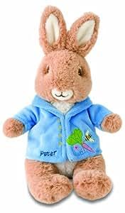 Kids Preferred Peter Rabbit Bean Bag Plush Toy