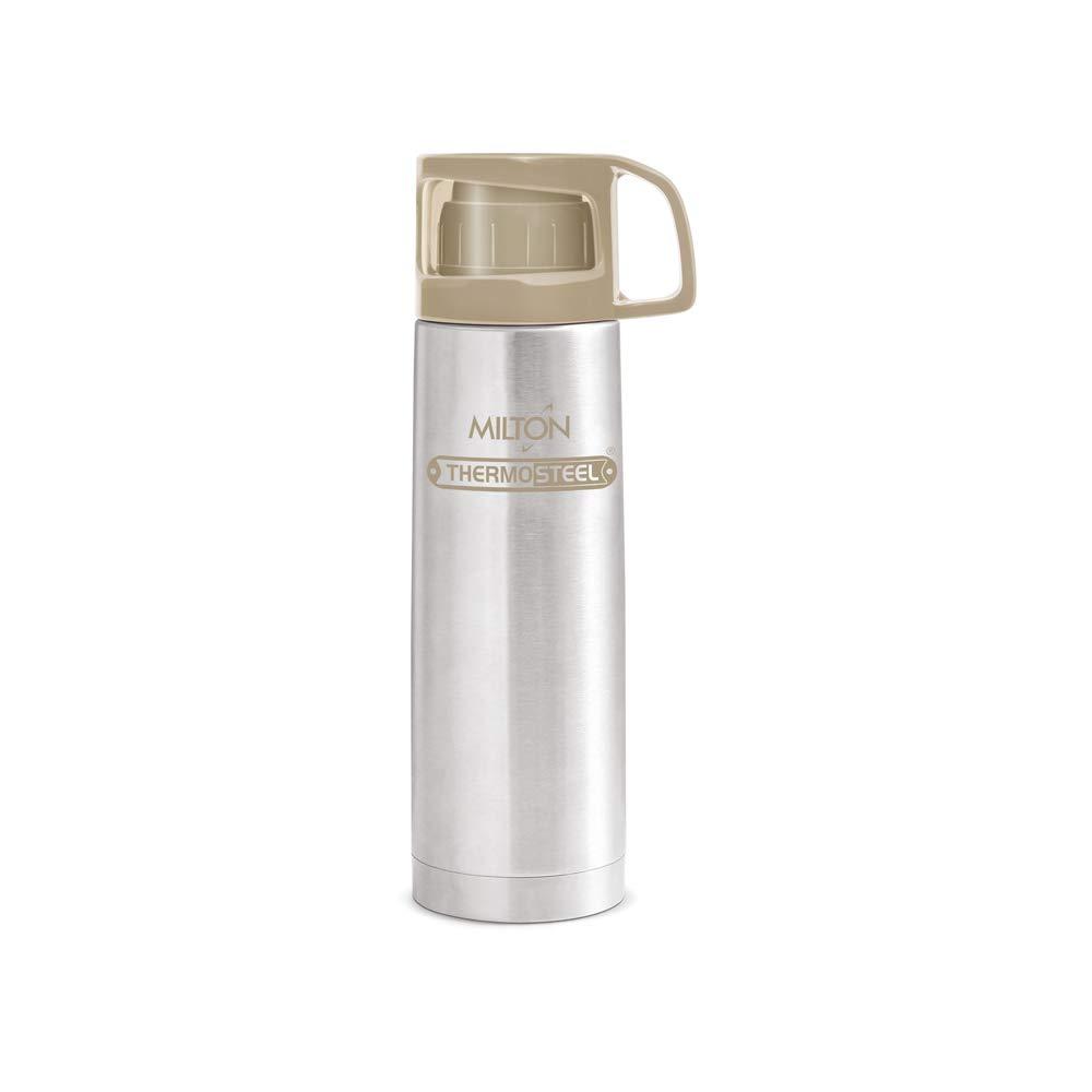 Milton Glassy Flask 1000ml Vaccum Flasks - Grey