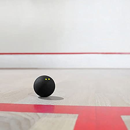 Beautyrain Competencia Squash Ball dos Yellow Dots Low Speed ...