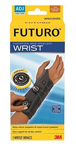 Futuro Custom Adjustable Wrist Stabilizer