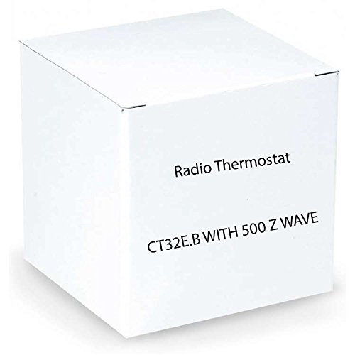 Radio Thermostat Company of America CT32 Z-Wave Plus Thermostat