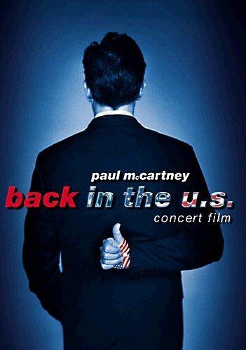 Paul McCartney: Back in the U.S. by EMI