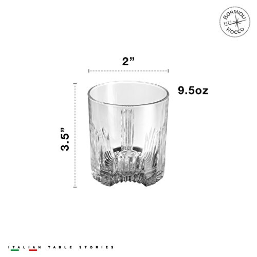 Bormioli Rocco Selecta 7-Piece Whiskey Gift Set, Frustration Free Packaging by Bormioli Rocco (Image #2)