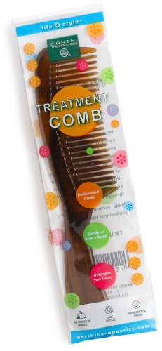 Earth Therapeutics Treatment Comb (Pack of 3)