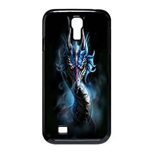 Eagle Art Hard Shell Cell Phone Case Cover for Samsung Galaxy Case S4 HSL392849