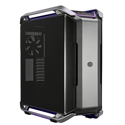 Cooler Master Cosmos C700P E-ATX Full-Tower with Dual-CURVED Tempered Glass Side Panel Flexible Interior and RGB Lighting Cases (MCC-C700P-MG5N-S00)