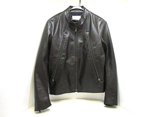 (マルタンマルジェラ) MARTIN MARGIELA ブルゾンライダースジャケット メンズ 黒 S30AM0291 【中古】 B07FSTMXXD  -