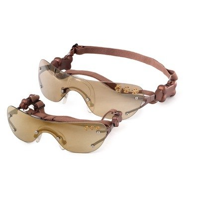 Doggles XX-Small K9 Optix Sunglasses for Dogs, Frameless, Copper Lens, My Pet Supplies