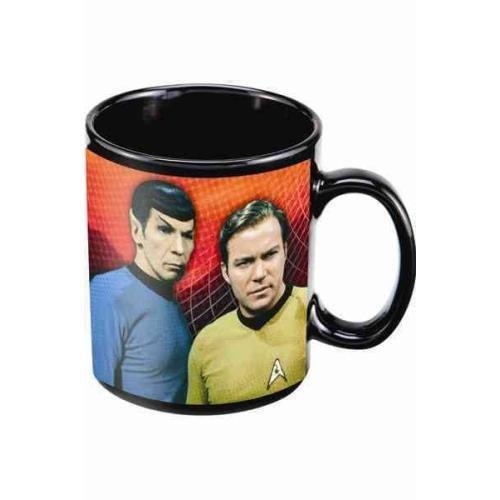 Star Trek Warp 12 Oz. Ceramic Mug