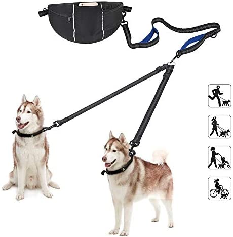 YOUTHINK Reflective Adjustable Dual Handle Multifunctional