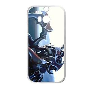 HTC One M8 White phone case Nyx Assassin Dota 2 DOT5271478
