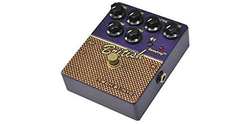 Tech テック21 ギターアンプシミュレーター Sansamp British B0758BVR22