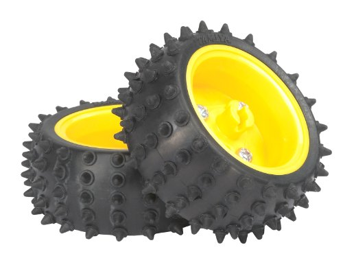 Tamiya fun tool series No.194 pin spike tire set (65mm diameter) 70194