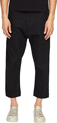 Vivienne Westwood Boy's Anglomania Lee Kidd Samurai Jeans in Black Black Jeans by Vivienne Westwood