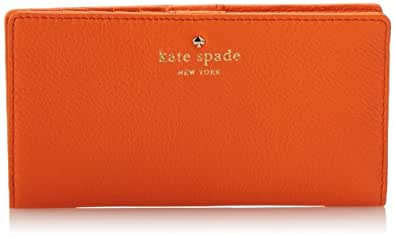 Kate Spade New York Cobble Hill Stacy Wallet Ablaze One Size