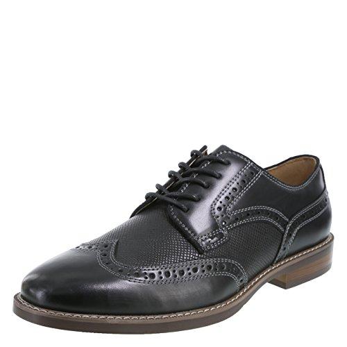Dexter Black Men's Mav Wingtip Oxford 13 Wide