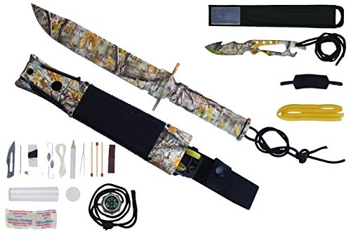 Maxam Mossberg Survival Knife (Best Maxam Hunting Knives)