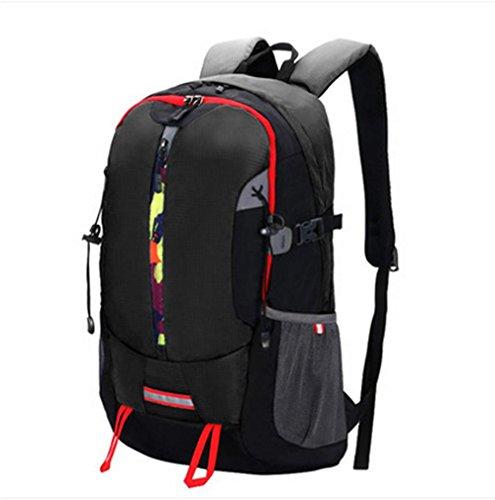 BUSL bolsa de viaje resistente al agua de ocio al aire libre del alpinismo de viajes hombros de la mochila masculina . b b