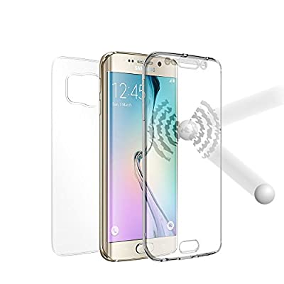 Spots8® Full Body Protection case with Anti-Scratch Built-in Screen Protector made of Nanotechnology in Crystal Clear 360 coverage by Spots8