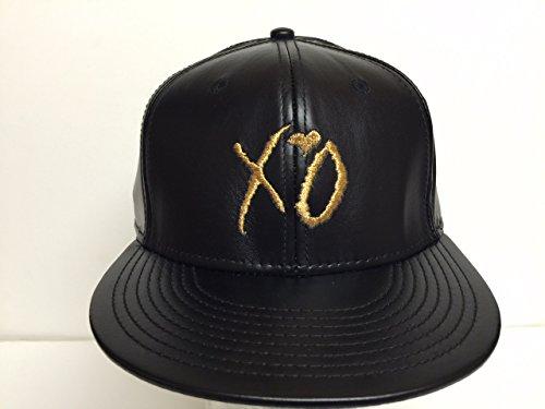 XO The Weeknd Gold Drake Strapback Hat