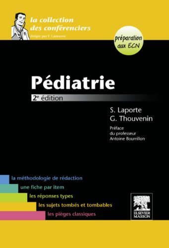 Amazon com: Pédiatrie (French Edition) eBook: Guillaume